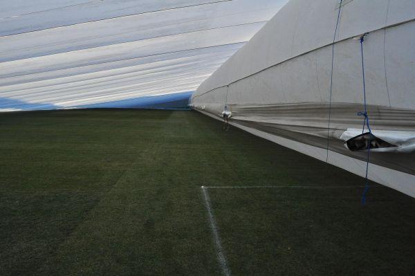 Zelten in Kiel