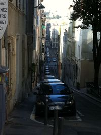 Gasse in Marseille
