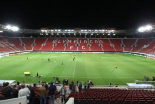 The home of Olympiacos