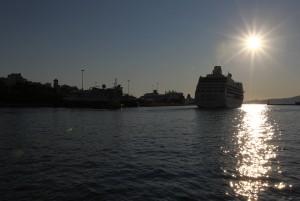 Hafenidylle in Piräus