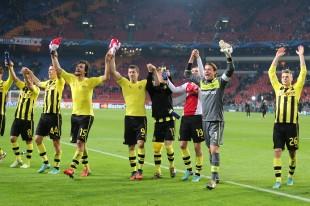 Auch in Mainz will der BVB nach dem Spiel in der Kurve feiern