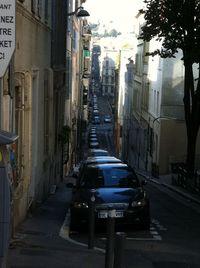 Street in Marseille
