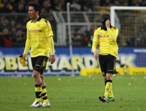 Barrios and Sahin were disappointed