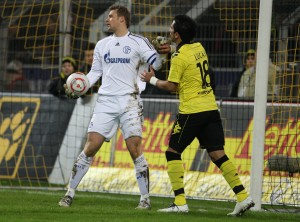 Neuer was the man of the match
