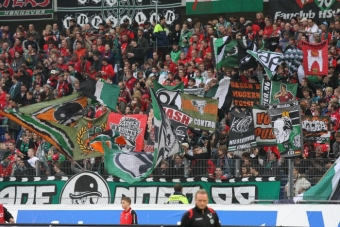 Borussia in Hannover - position 13 welcomes position 9