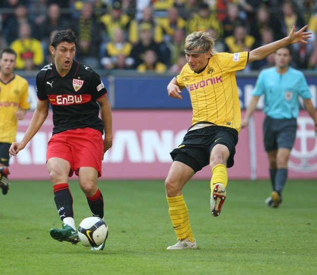Borussia against VFB Stuttgart: looking forward to see the real BVB!