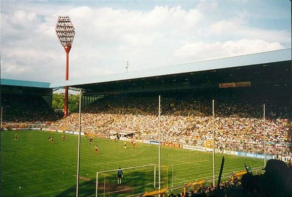 BVB-Leverkusen Saison 92/93