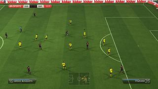 Grafisch macht FIFA14 einen Rückschritt