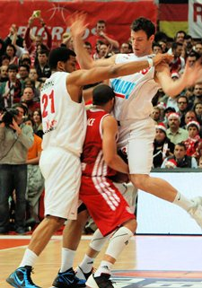 Der FC Bayern im Basketball-Clinch