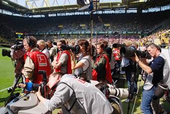 Presserummel in der Fußball-Bundesliga