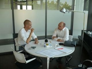 Im Gespräch mit Carsten Cramer: schwatzgelb.de