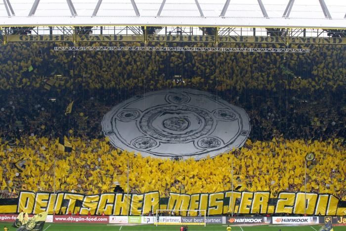 Die deutsche Meisterschaft brachte den BVB enorme Zuwächse im Merchandising