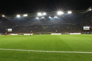 Arbeitsplatz Westfalenstadion