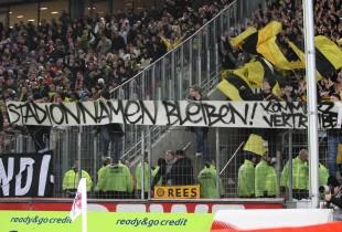 Ultras kämpfen für Tradition und Werte