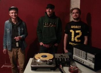 Die Rap-Berichterstatter: Hellek, DerWolf und Terow