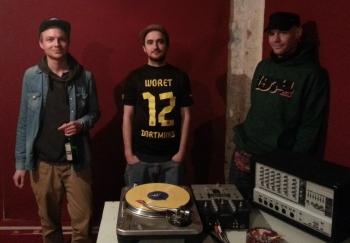 Rapberichterstatter: Hellek, Terow und DerWolf