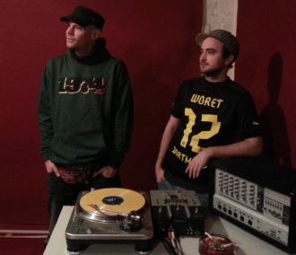Rapberichterstatter: DerWolf und Terow
