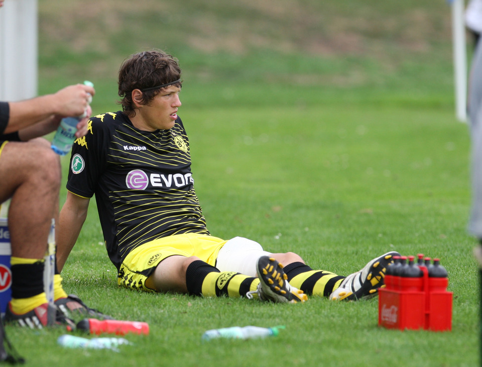 Daniel Ginczek ist aktuell an St. Pauli ausgeliehen