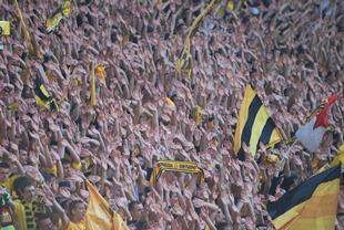 """""""My club"""" - fan culture in Germany"""
