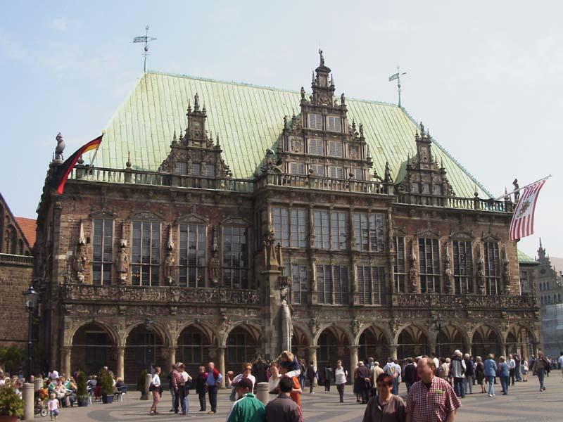 Rathaus Bremen (Florian Hannemann CC-BY-SA)
