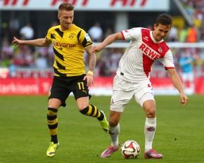 Marco Reus stand erstmals wieder in der Startelf