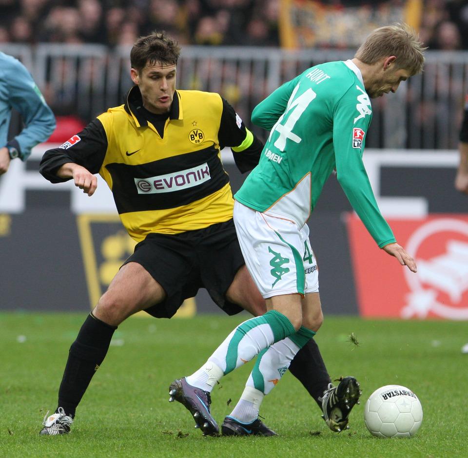 Von Beginn an: 109% für Borussia