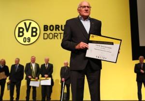 60 Jahre Mitgliedschaft für Horst Koschmieder