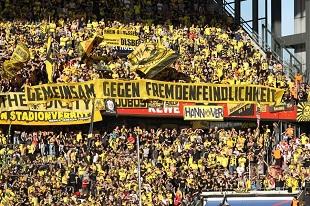 BVB-Fans werden deutlich
