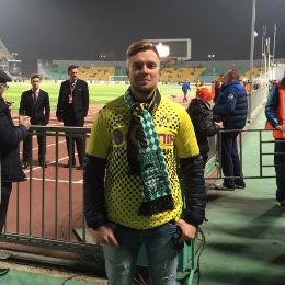 Nikolai, BVB-Fan aus Sachalin