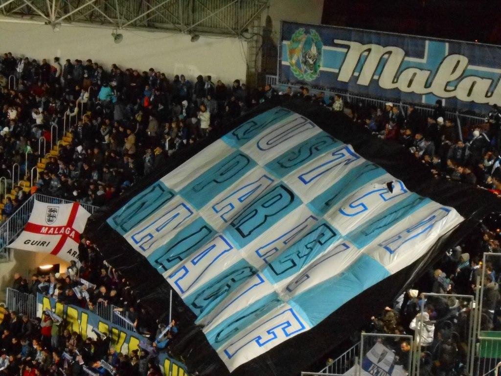 """""""Gerechtigkeit für Málaga"""""""