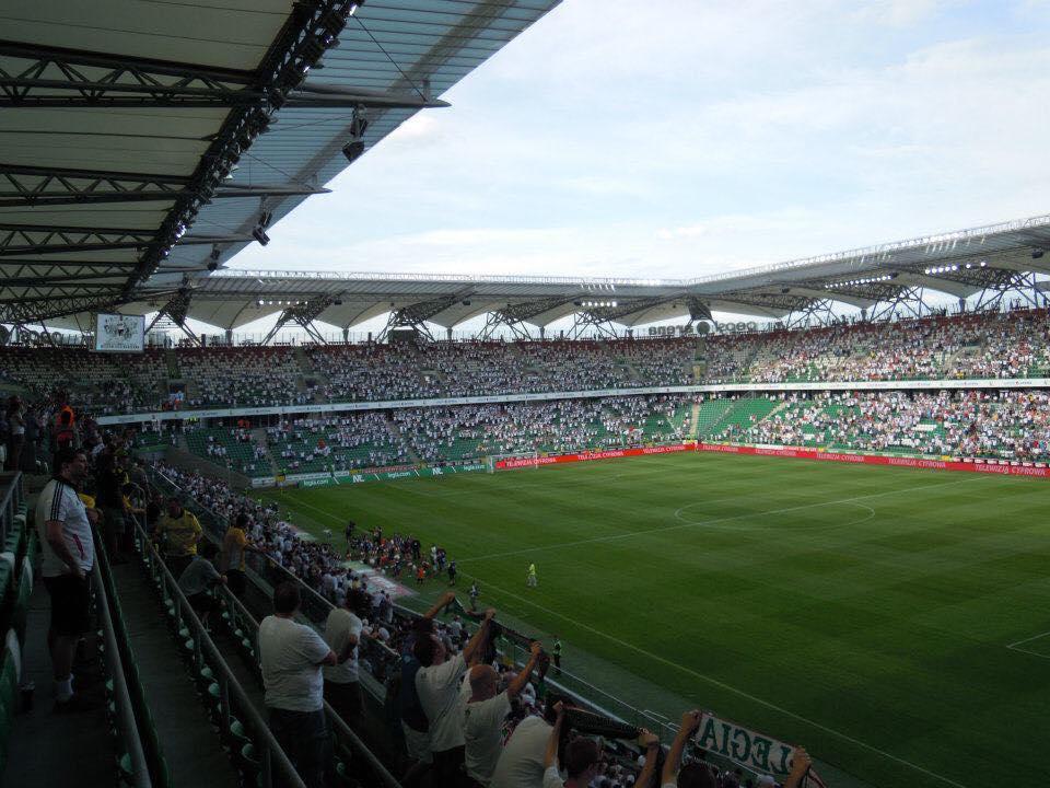 Bild von Legia Warschau -Borussia