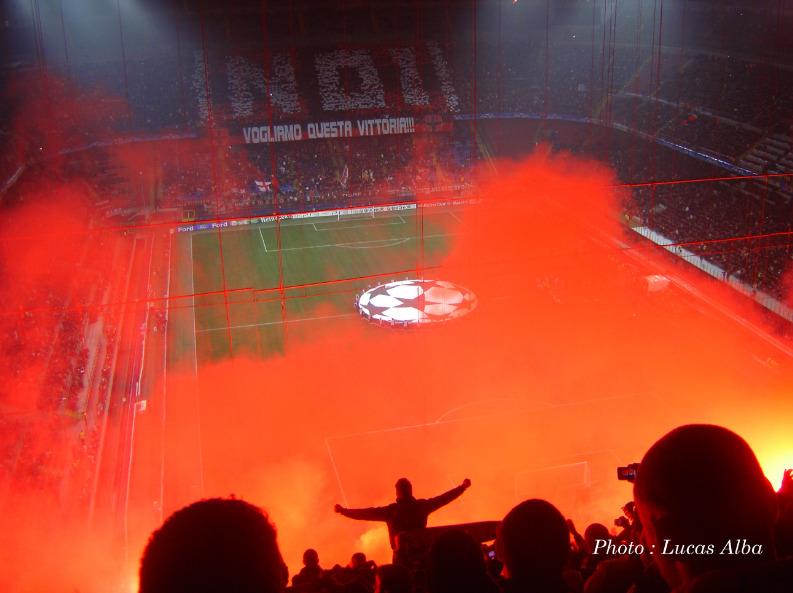 Etwas, das man in Frankreich nicht mehr sieht (AC Milan – OM, 2009)