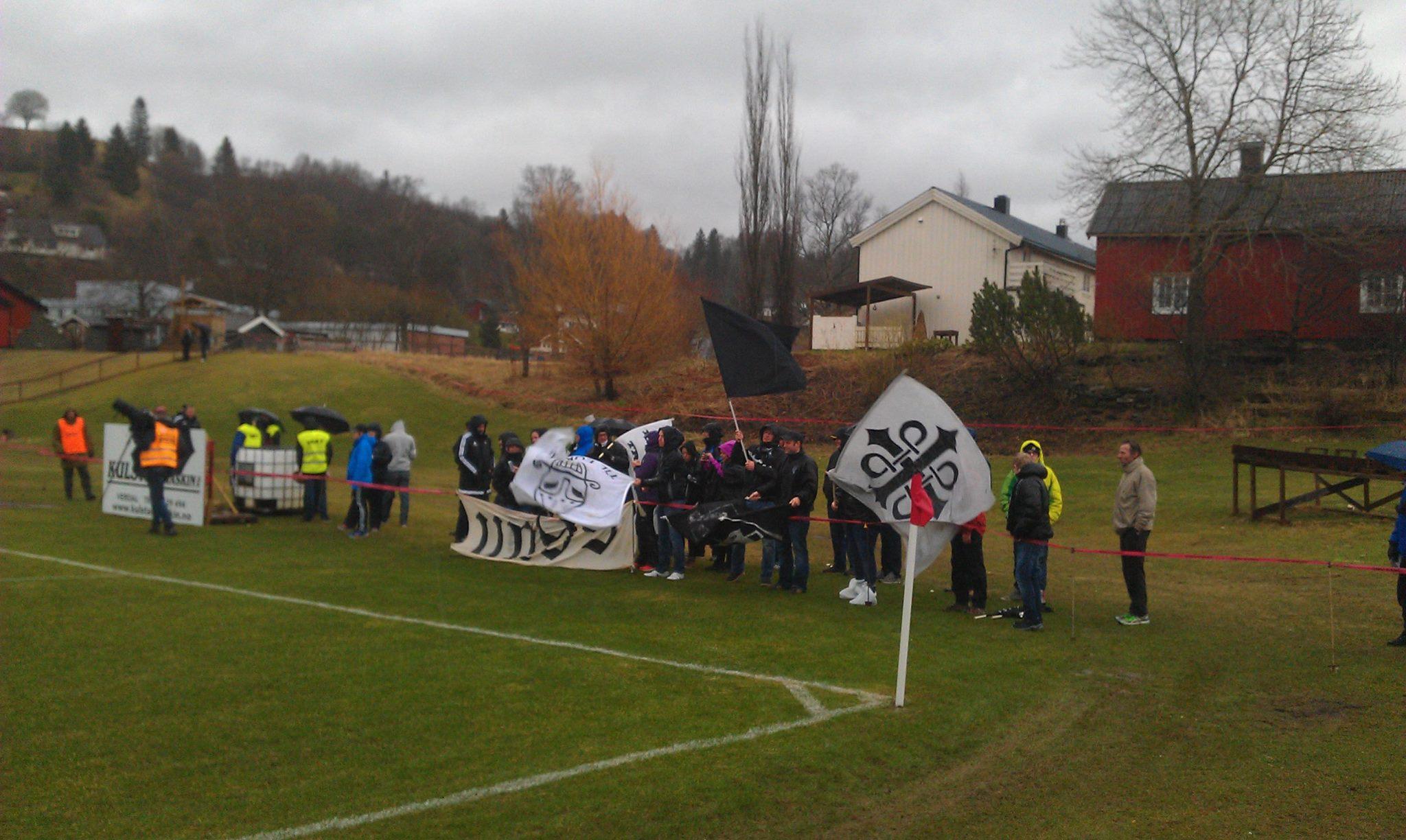 Eine erste Pokalrunde in Vuku (Norwegen)
