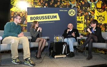 Siegmund Plutznik im Gespräch