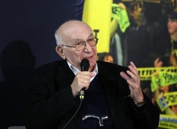 Siegmund Plutznik erzählt von seiner Flucht