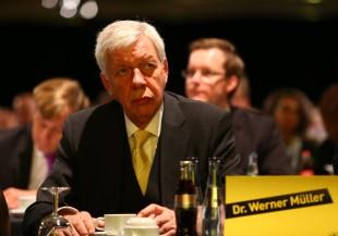 Neu im Aufsichtsrat: Dr. Werner Müller von der RAG-Stiftung