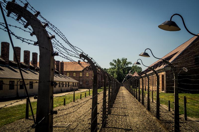 Ein Blick in das Stammlager
