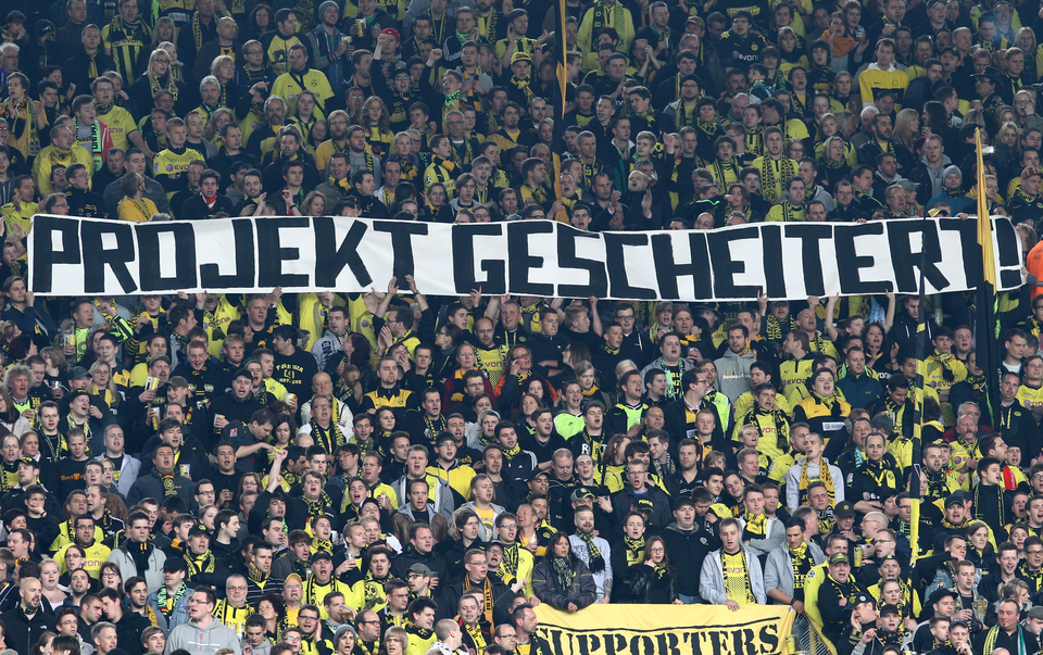 Süd gegen Hoffenheim 2013