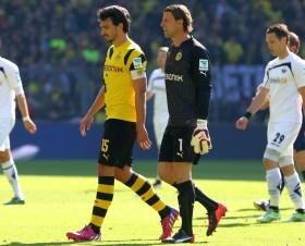 Vielleicht ist Morgen auch das letzte Spiel für Roman Weidenfeller für den BVB