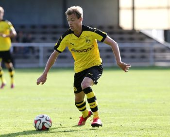 Aus der U19 aufgerückt: Domagoj Drozdek