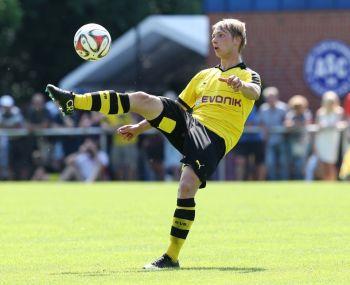 Bislang überzeugend: Neuzugang Philipp Hanke