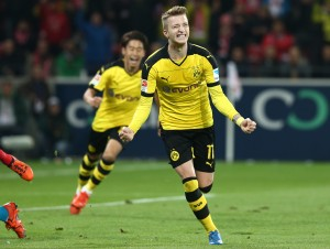 Marco Reus bracht den BVB im Hinspiel auf die Siegerstraße