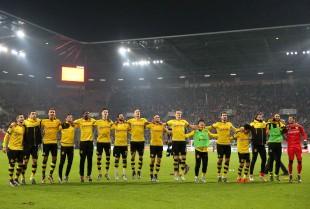 Der BVB will Morgen an das letzte Pokalspiel in Augsburg anknüpfen