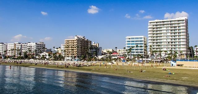 Stadtstrand von Larnaka