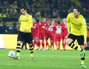 Leverkusen jubelt - schwatzgelb schaut verdutzt