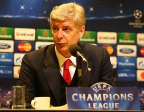 Arseène Wenger zeigte sich zufrieden