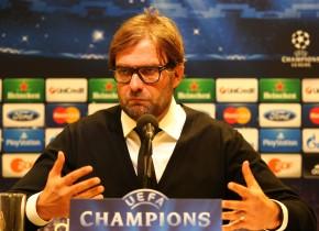 Jürgen Klopp kontte dagegen nicht zufrieden sein