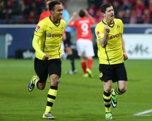 In Mainz siegte der BVB letztlich ein wenig glücklich