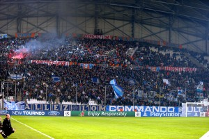 Heimkurve Marseille