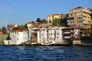 Wohnen in bester Lage - direkt am Bosporus